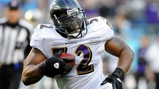 #18: Ray Lewis | The Top 100: NFL's Greatest Players (2010) | #FlashbackFridays
