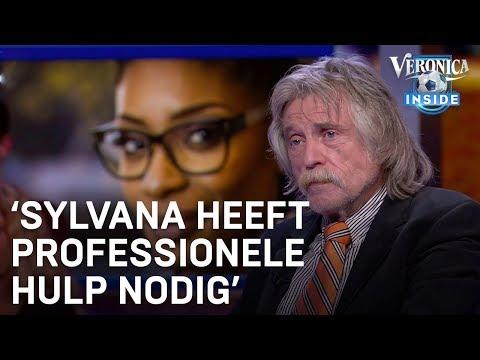 Johan concludeert: 'Sylvana Simons heeft professionele hulp nodig' | VERONICA INSIDE