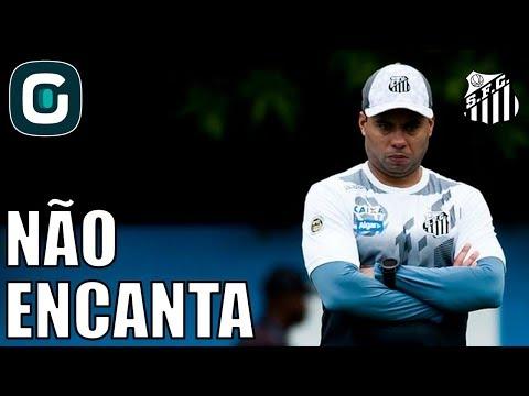 Santos 1x3 São Bento | Reservas Do Santos Não Inspira Confiança- Gazeta Esportiva (12/03/18)