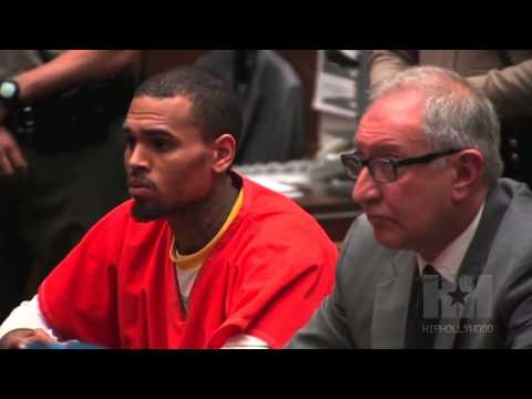 Chris Brown Set To Spend A Month In Jail - HipHollywood.com