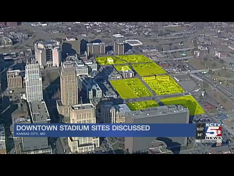 Possible Downtown Royals Stadium Sites Discussed