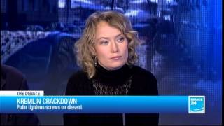 THE DEBATE - Kremlin crackdown: Putin tightens the screws (part 2)