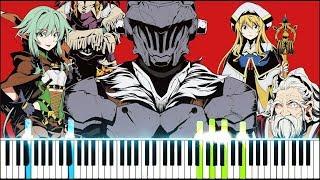Goblin Slayer Op Rightfully Mili Synthesia Piano Tutorial.mp3