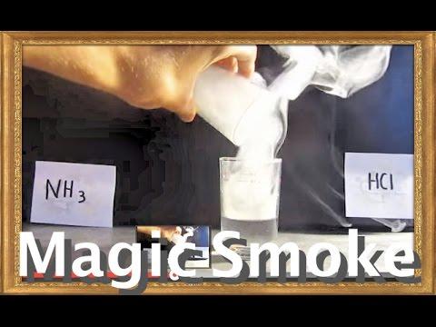 Ammonium Chloride HCl + NH3 = NH4Cl Hydrochloric Acid + Ammonia Hydroxide.