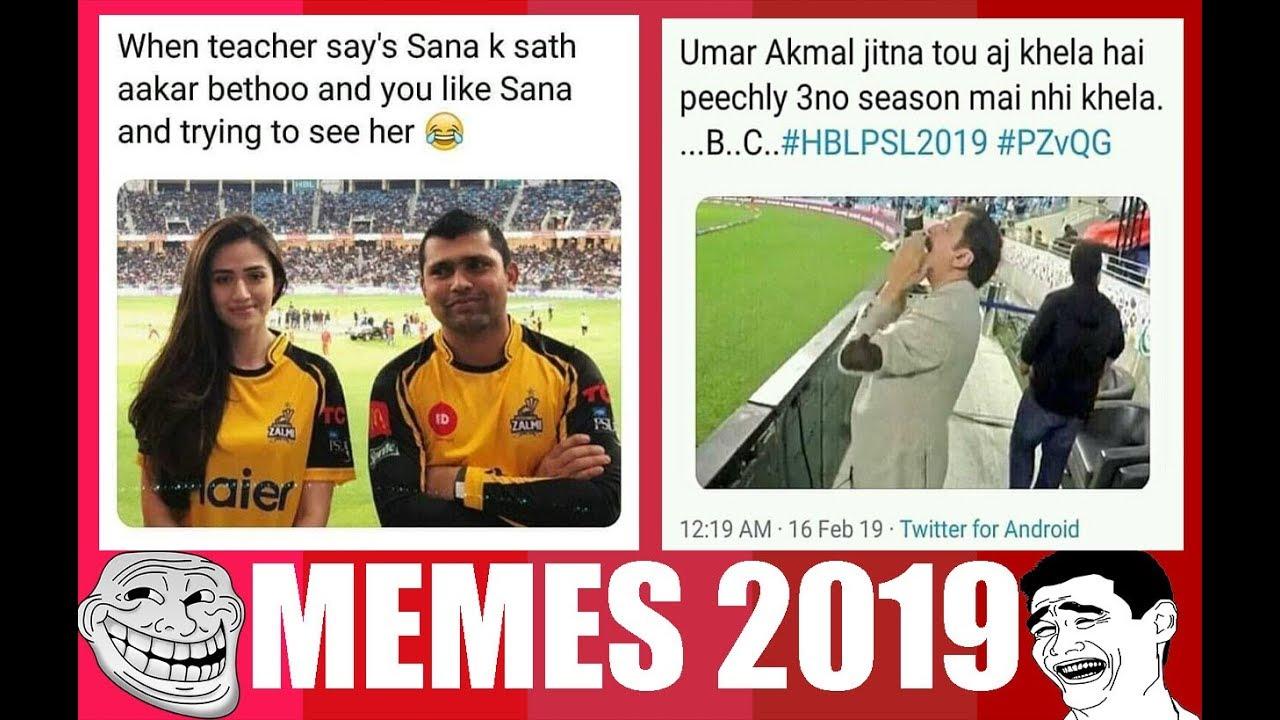 Psl4 memes psl4 tweets rana fawad memes funny fb memes 2019 ep88 part 1 2019 2 17