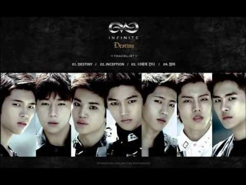 INFINITE(인피니트)Destiny [Full Album]