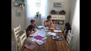 La scuola in America: impariamo le tabelline con le flash cards