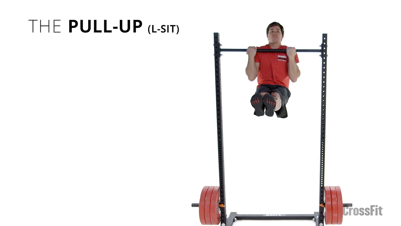 the pull up l sit