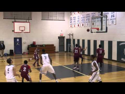 11 19 14 Lawrence Woodmere Academy vs Richmond Hill