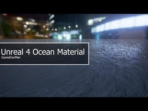Ocean Material Part One