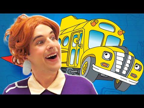ADULT MAGIC SCHOOL BUS