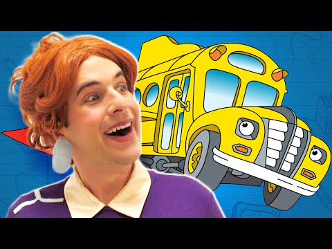 ADULT MAGIC SCHOOL BUS