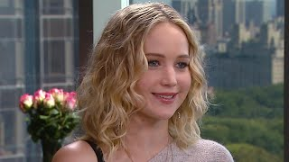 EXCLUSIVE: Jennifer Lawrence Tries to Compare Boyfriend Darren Aronofsky to a 'Scrawny Adorable A…
