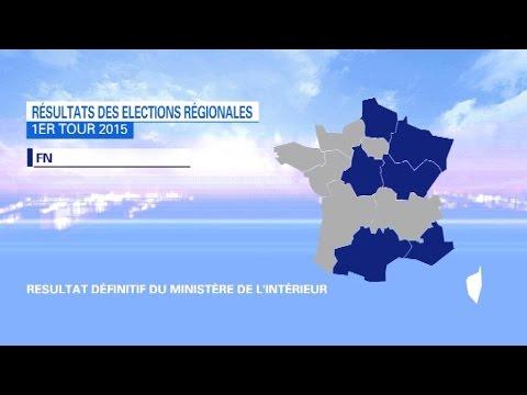 Régionales: des scores historiques pour le FN