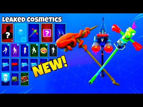 Download New Cabbie Skin Gameplay New Leaked Skins On Fortnite