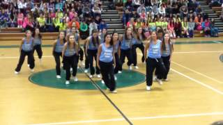 Turn Down For What- Langley Dance Team 2014