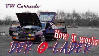 Stahlwerkz - VW Corrado G60 - MOTORSCHADEN?!