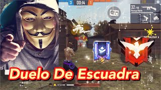 Desde BRONCE EN CLASIFICATORIA DUELO DE ESCUADRA? SUBIENDO A HEROICO! JUEGAMOS ❤️🥺! #FREEFIRE