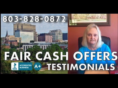 Fair Home Offers Columbia SC | 803-828-0872 | Testimonials