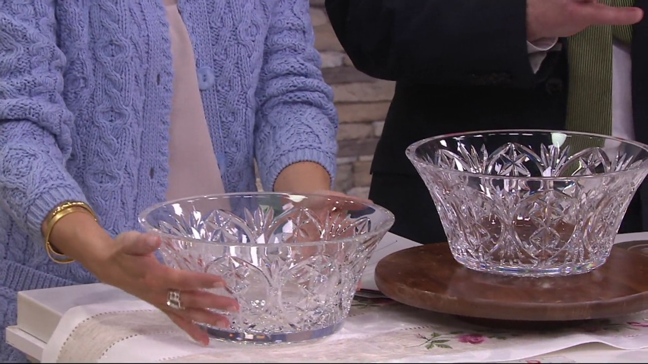 Waterford Crystal Ah Chara Failte 10
