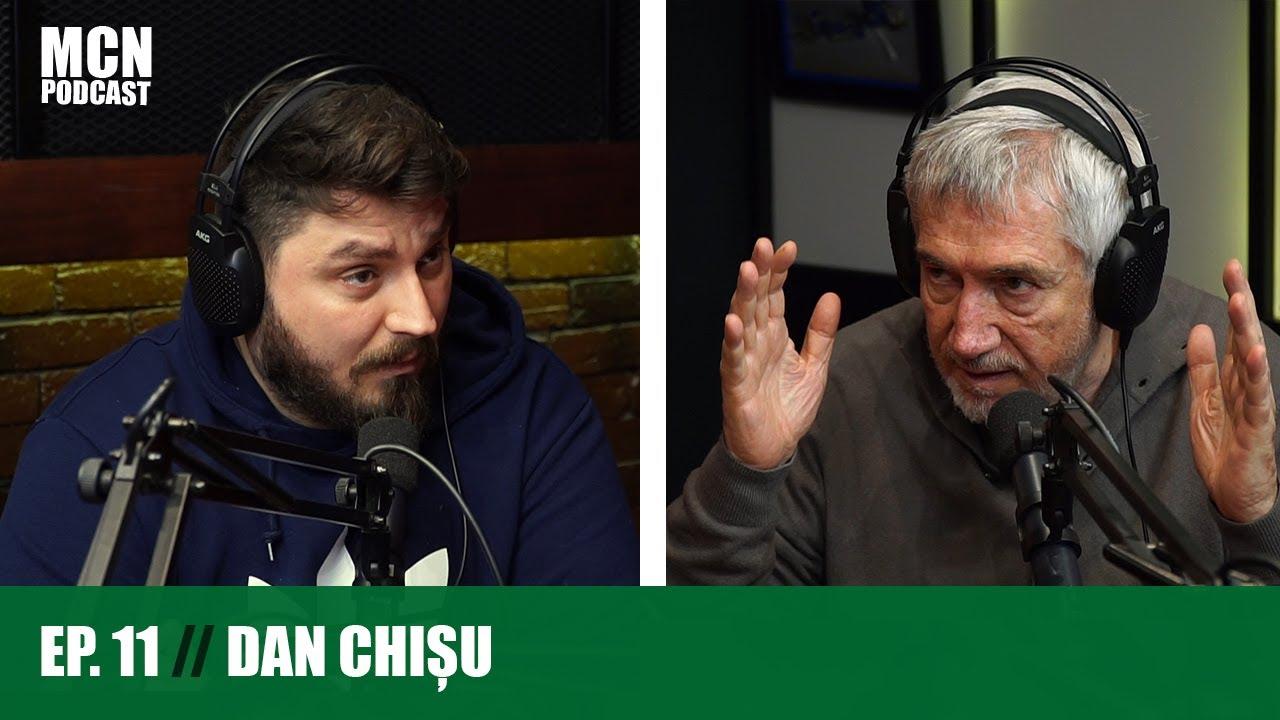 M.C.N. Podcast 11   Dan Chișu   Geamurile de la Sala Palatului