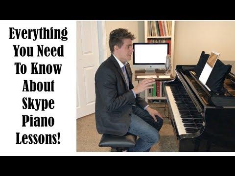 Do Skype Piano