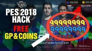 PES Mobile Hack coins 999999 2018 BY [ KHMER GAME YT ]