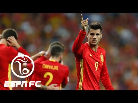 Who will be Spain's striker at the World Cup? | ESPN FC