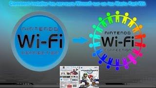 Comment installer les serveurs Wimmfi sur un iso Mario Kart Wii