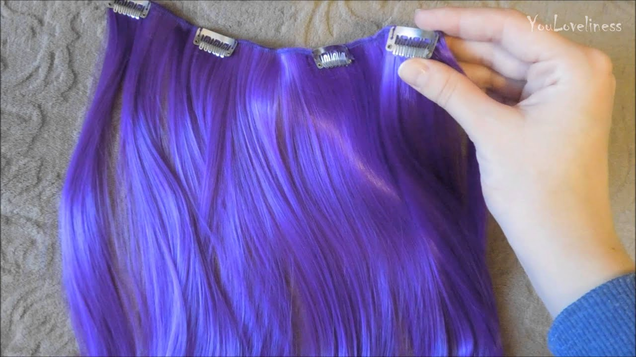 Купить накладные пряди для волос