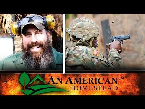 I Can Shoot Like A General! - Maj. Gen. Darrell Williams