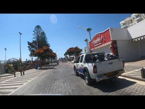 Just morning ride by Protaras Streets - Cyprus 5k 4k 2k UHD