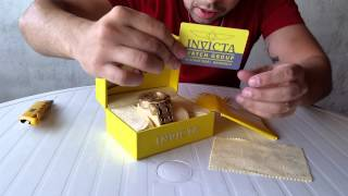 Video RELOGIO INVICTA 0074 Unboxing watchs land download MP3, 3GP, MP4, WEBM, AVI, FLV Oktober 2018