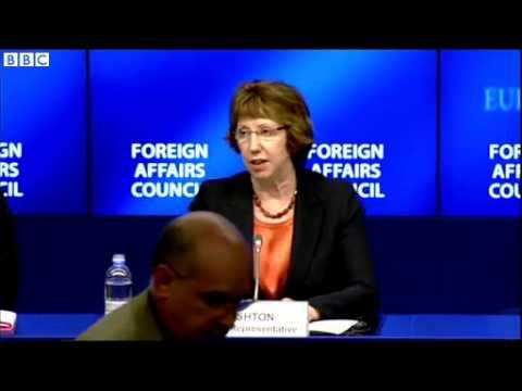 Ashton: 'Alarming numbers' killed in Egypt
