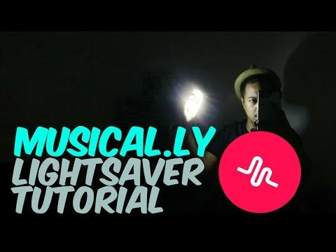 Musical.ly Tutorial - Lightsaver Tutorial
