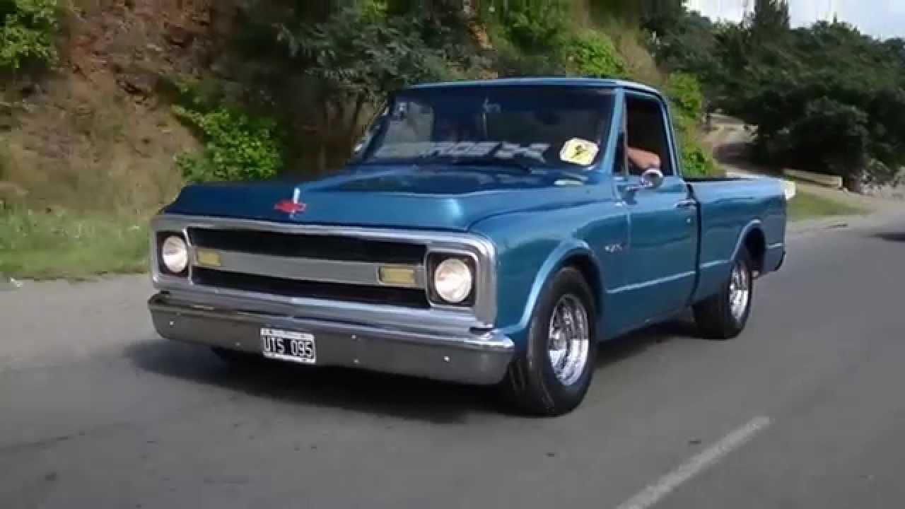 Chevrolet C10 - YouTube
