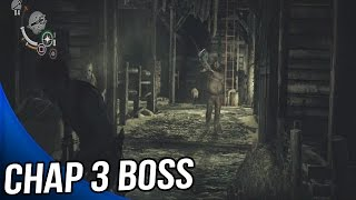 The Evil Within - Chapter 3 - How to defeat the Sadist (Boss)