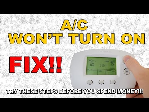 air conditioner won t turn on not getting 24 volts to condenser 2 59