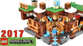 Лего Майнкрафт 2017 все наборы по игре МАЙНКРАФТ Minecraft Видео про игрушки для детей(Майнкрафт одна из лучших серий конструктора Лего и все наборы 2017 года, почти как в игре Minecraft. Посмотрите..., 2017-02-15T16:42:32.000Z)