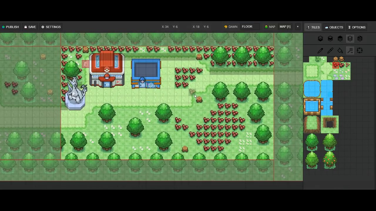 Pokmon map editor youtube pokmon map editor gumiabroncs Image collections