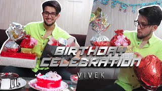 Birthday Celebration | Vivek Choudhary | Khushi Punjaban | Choudhary Family