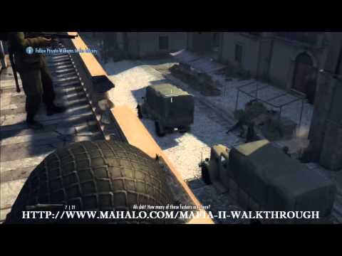 Mafia II Walkthrough - Chapter 1: The Old Country