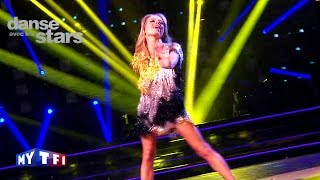 DALS S05 - Une samba avec Tonya Kinzinger et Maxime Dereymez sur ''On the Floor'' (Jennifer Lopez)