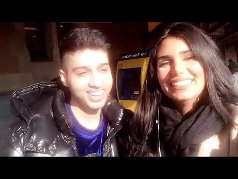 My Trip To Amsterdam/ Rotterdam Vlog Part 1