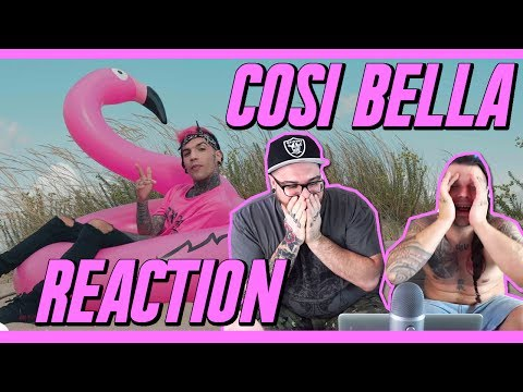 GIONNYSCANDAL - SEI COSI BELLA |RAP REACTION 2017 | ARCADEBOYZ