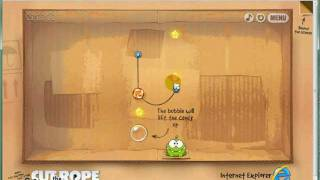 Play Cut The Rope Game Online On Firefox-IE-Chrome Free