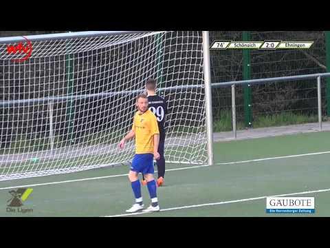 Bezirkspokal Böblingen/Calw Halbfinale: TSV Schönaich vs. TSV Ehningen