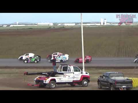 Salina Speedway - 9-30-18 - Mid America Clash 6 - Mod Lite A Feature