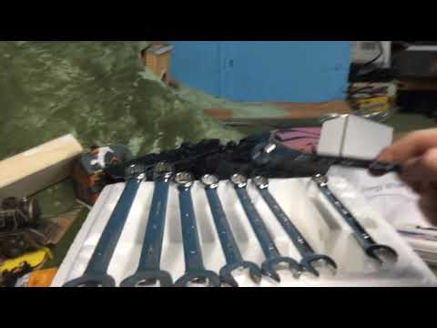 Making wrench xylophone part 2