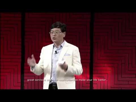 Lenovo Tech World - CEO Yuanqing Yang Keynote